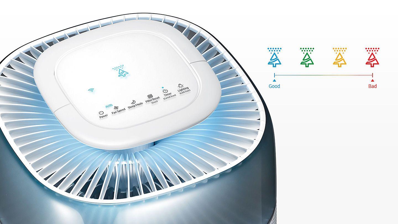 Samsung Air Purifier 40m Triple Air Purification Samsung Gulf Air Purifier Air Purification Purifier
