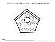 Pin On Shape Identification
