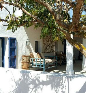 a summer home on formentera | da the style files