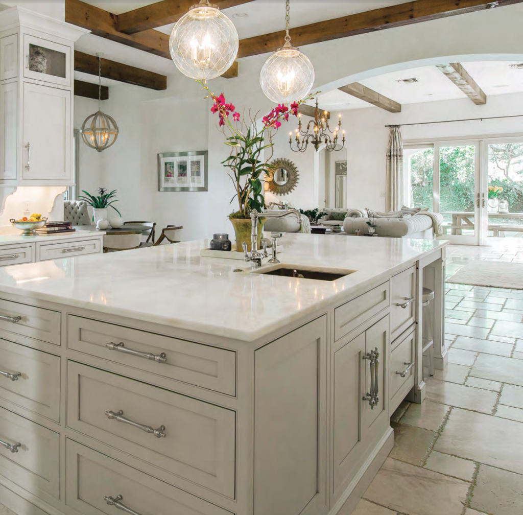 kitchen cabinets sets tvs top knobs the standard in an award winning tampa as seen house trends magazine
