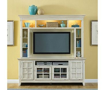 Liberty New Generation Entertainment Center in White