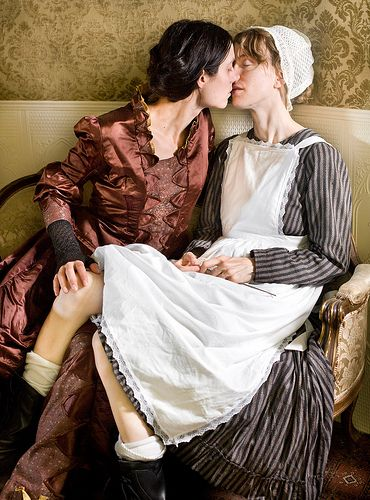 Lesbian and her maid