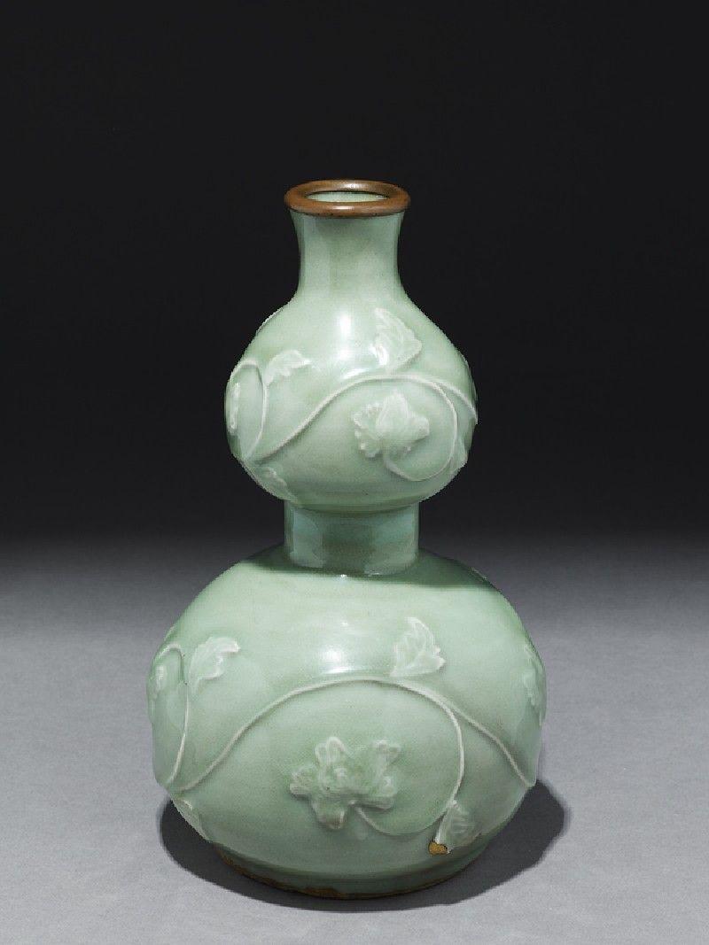 Yuan dynasty longquan celadon gourd vase me and my mongolian yuan dynasty longquan celadon gourd vase reviewsmspy