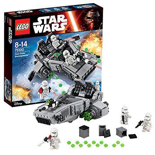 LEGO - Star Wars 75100 First Order Snowspeeder LEGO http://www.amazon.it/dp/B00SDTTM8G/ref=cm_sw_r_pi_dp_zZi5wb0VW2WVJ