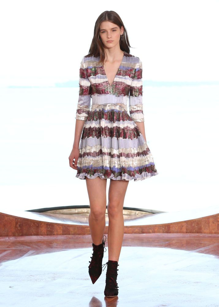 A look from Dior's resort 2016 collection. Photo: Dior