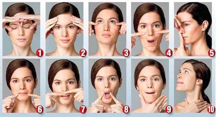 Magnifique Maigrir du visage : comment perdre des joues et le double menton @QA_45