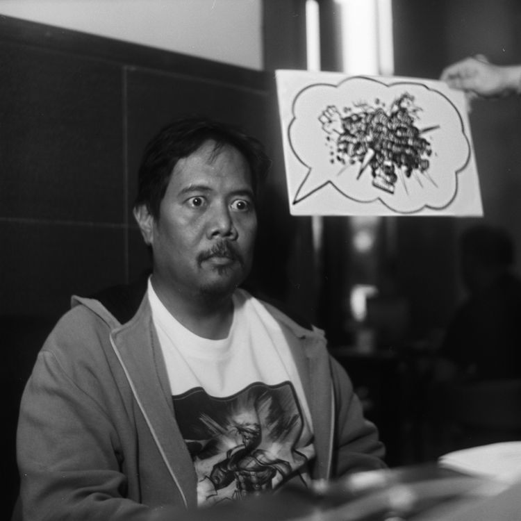 Gerry Alanguilan A Pinoy Komikero