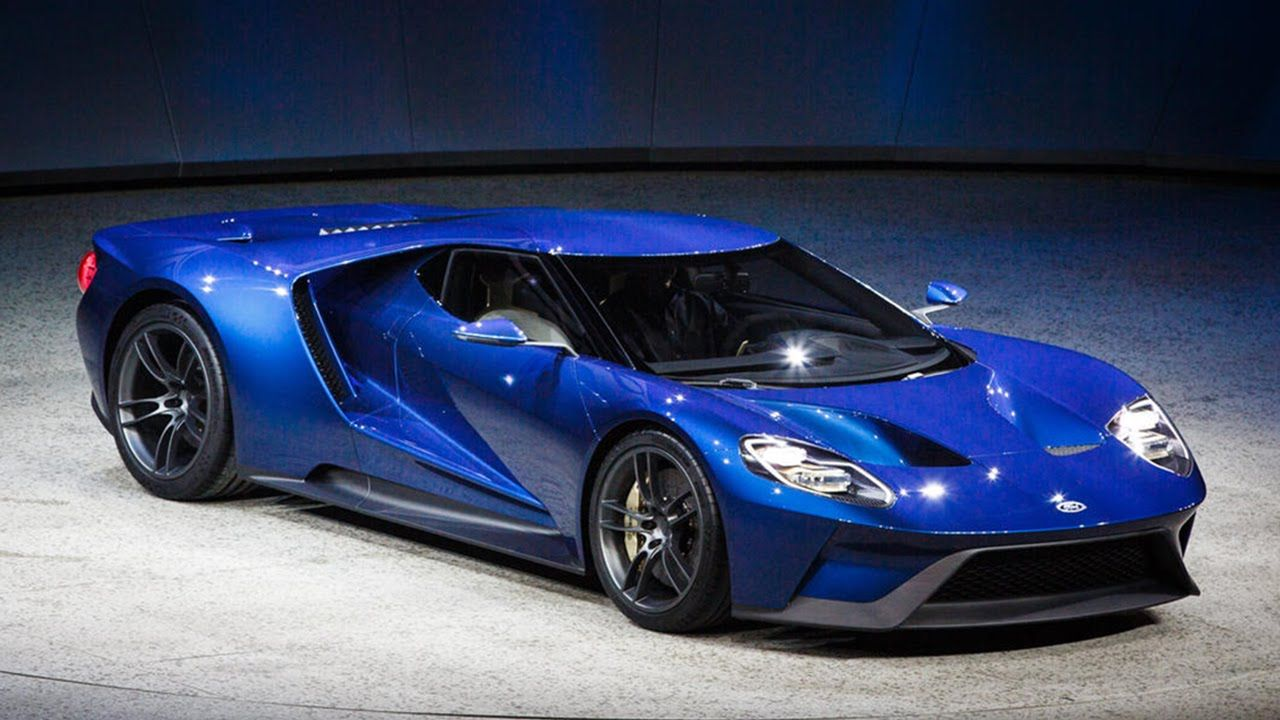 11 Cars To Drool Over In 2016 Page 9 All About The Buzz Ford Gt 2016 Ford Gt 2017 Ford Gt
