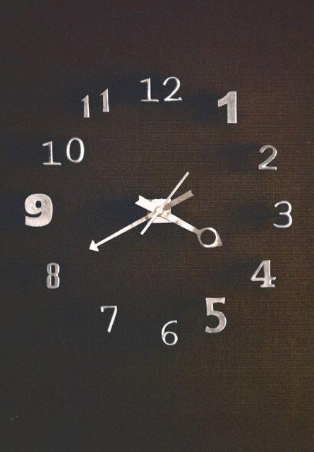 Love This Clock Clock Modern Clock Contemporary Clocks
