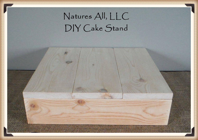 14 Diy Rustic Wedding Cake Stand Country Wedding Cake Stand Unfinished Natural Wood Sh Country Wedding Cake Stand Rustic Wedding Cake Stand Rustic Wedding Diy