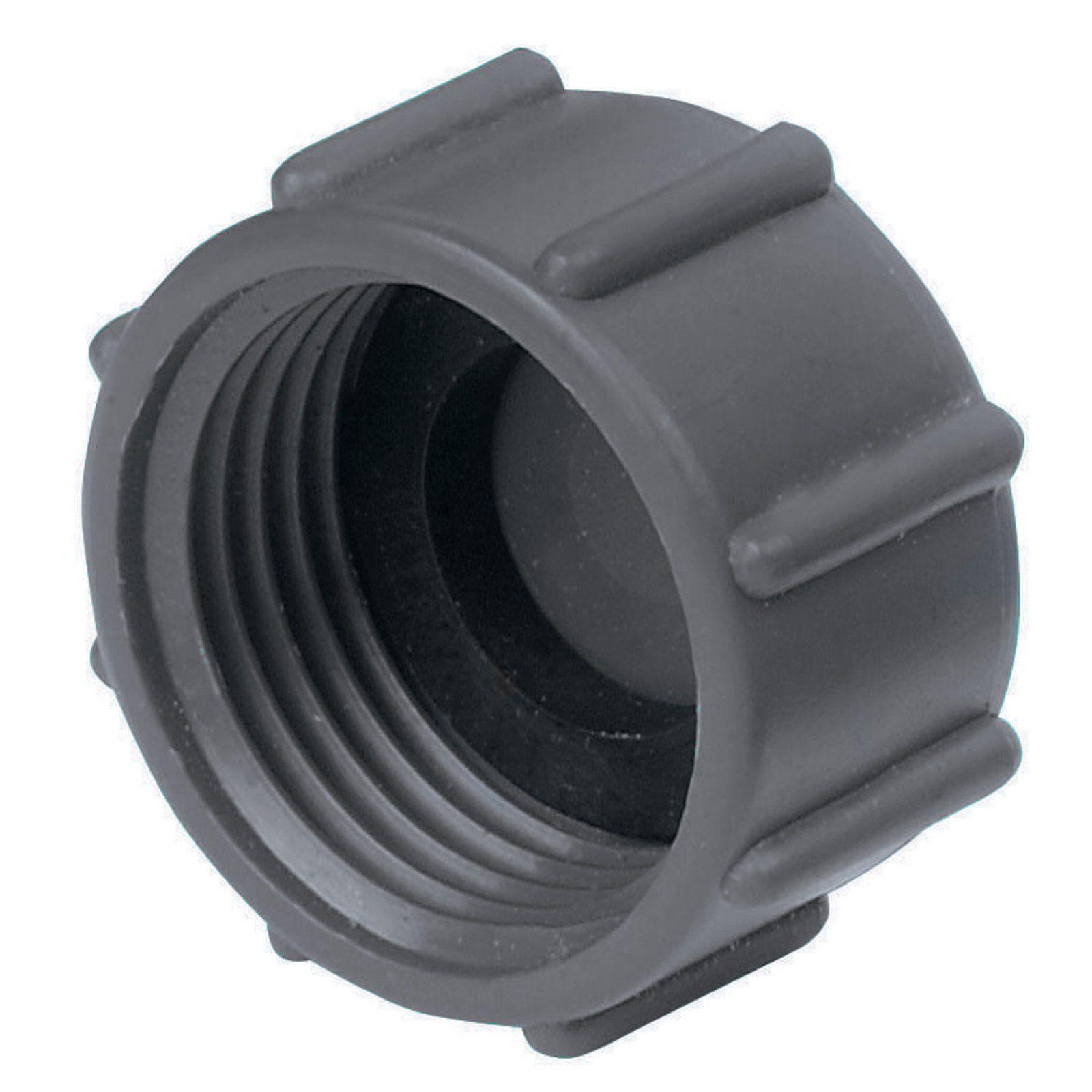 Gilmour 04HCC Polymer Hose Cap - Set of 2 - 1403-0498