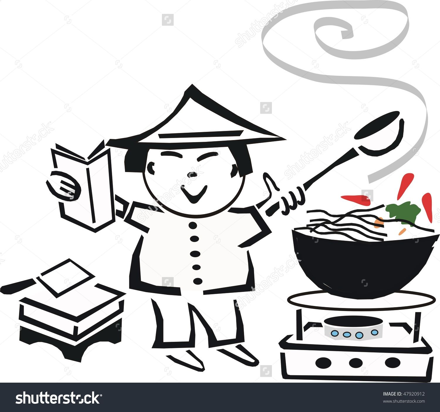 Image result for image cartoon chinese cook   Marie Marshmellow and ...