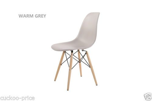 Eames Inspired Eiffel Retro Dsw Dsr Plastic Dining Office Lounge