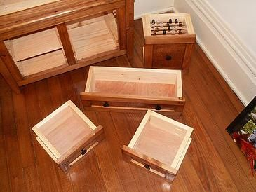 Fly Tying Material Storage Cabinet for Fly Tying | Desk ...