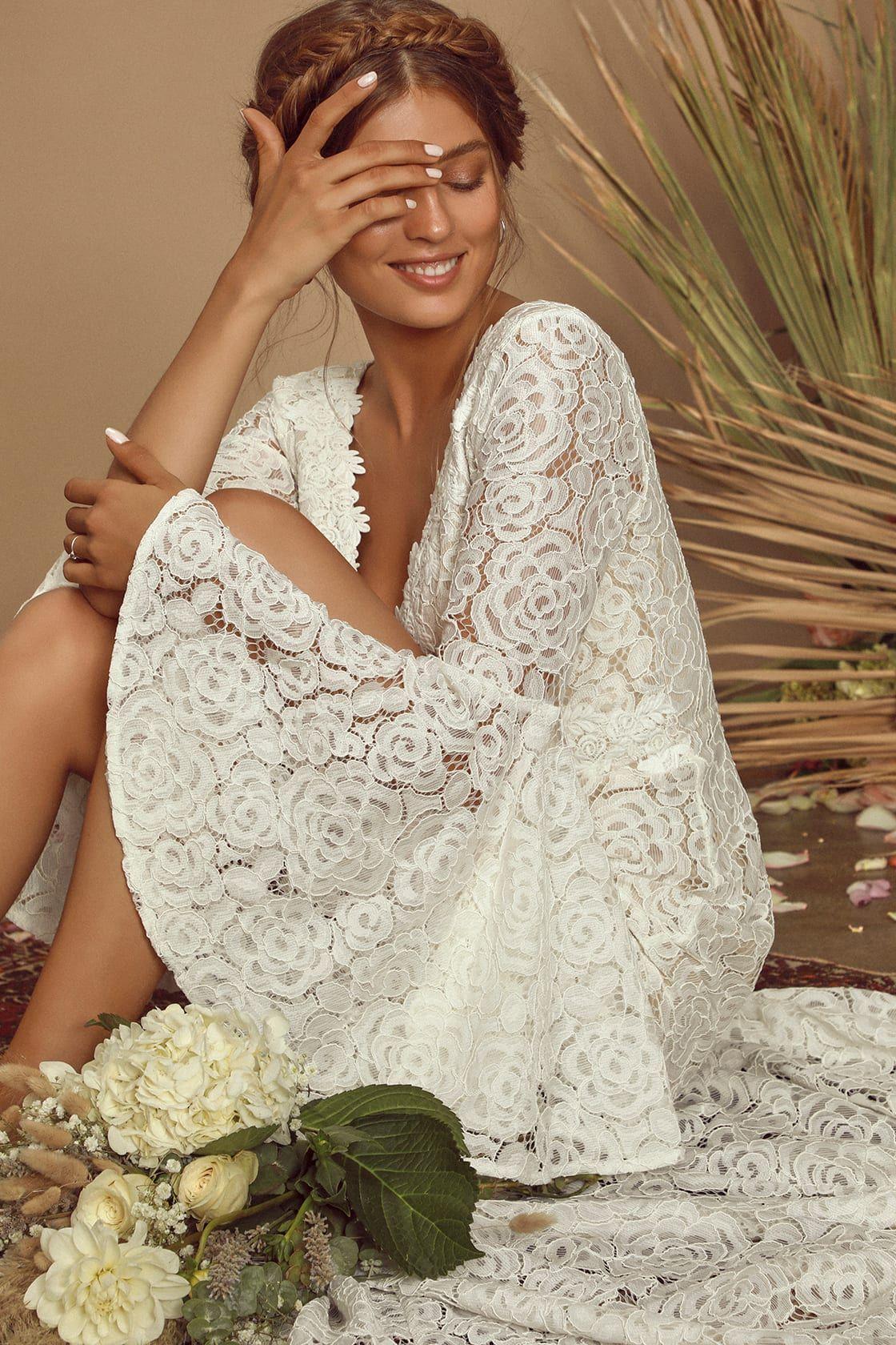 Duchess Ivory Lace Bell Sleeve Maxi Dress Maxi Dress With Sleeves Long Sleeve Lace Maxi Dress Long Sleeve Bridal Dresses [ 1680 x 1120 Pixel ]