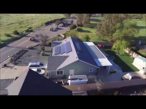 Fly Over Property from InsideOut Home Inspection