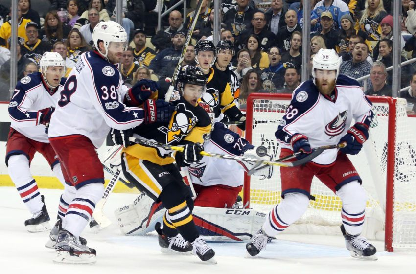 Pittsburgh Penguins vs. Columbus Blue Jackets live stream, Game 1 ...