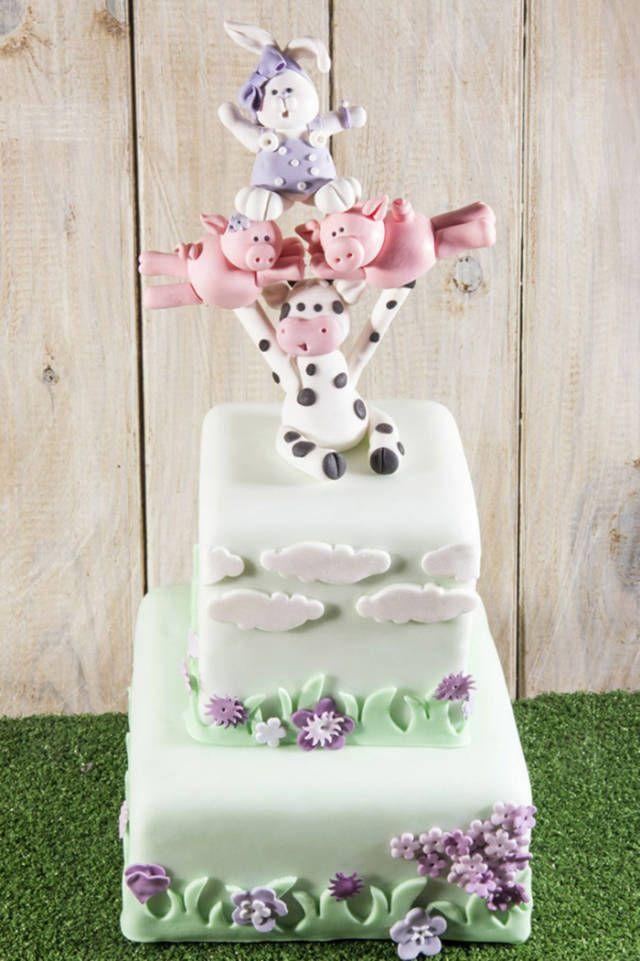 Cake Animals ( Magazine Pasteles de ensueño) - CakesDecor