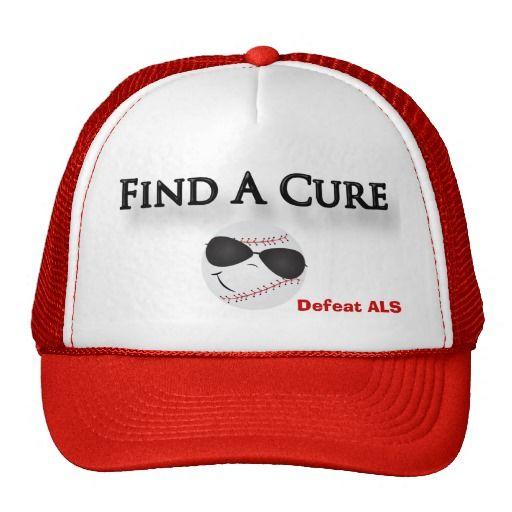 ALS Awareness **Hat