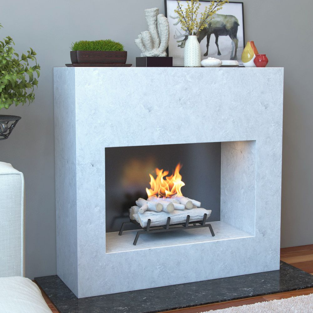 Ethanol fireplace …