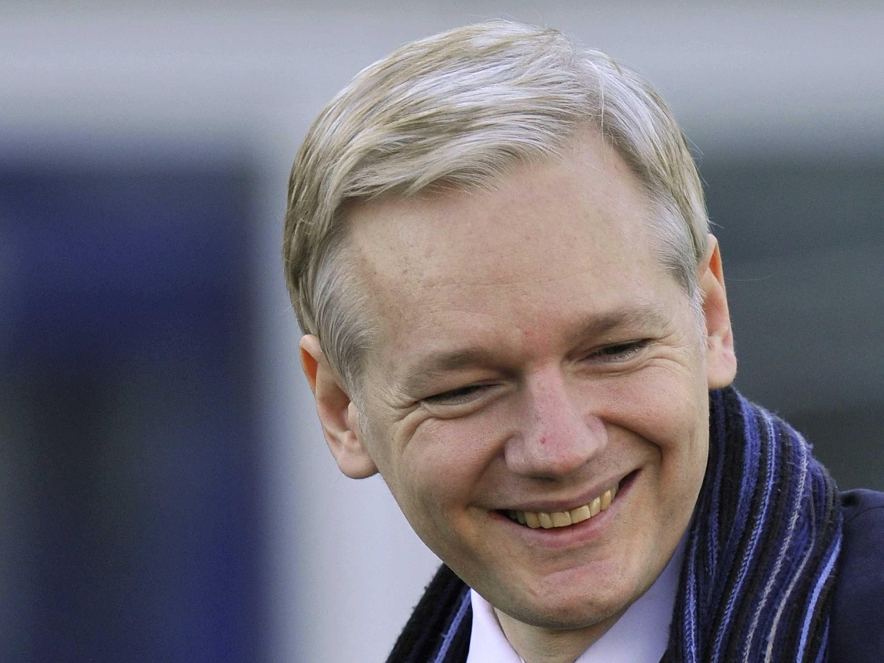Twórca WikiLeaks: To USA stoją za Państwem Islamskim i konfliktem na Ukrainie