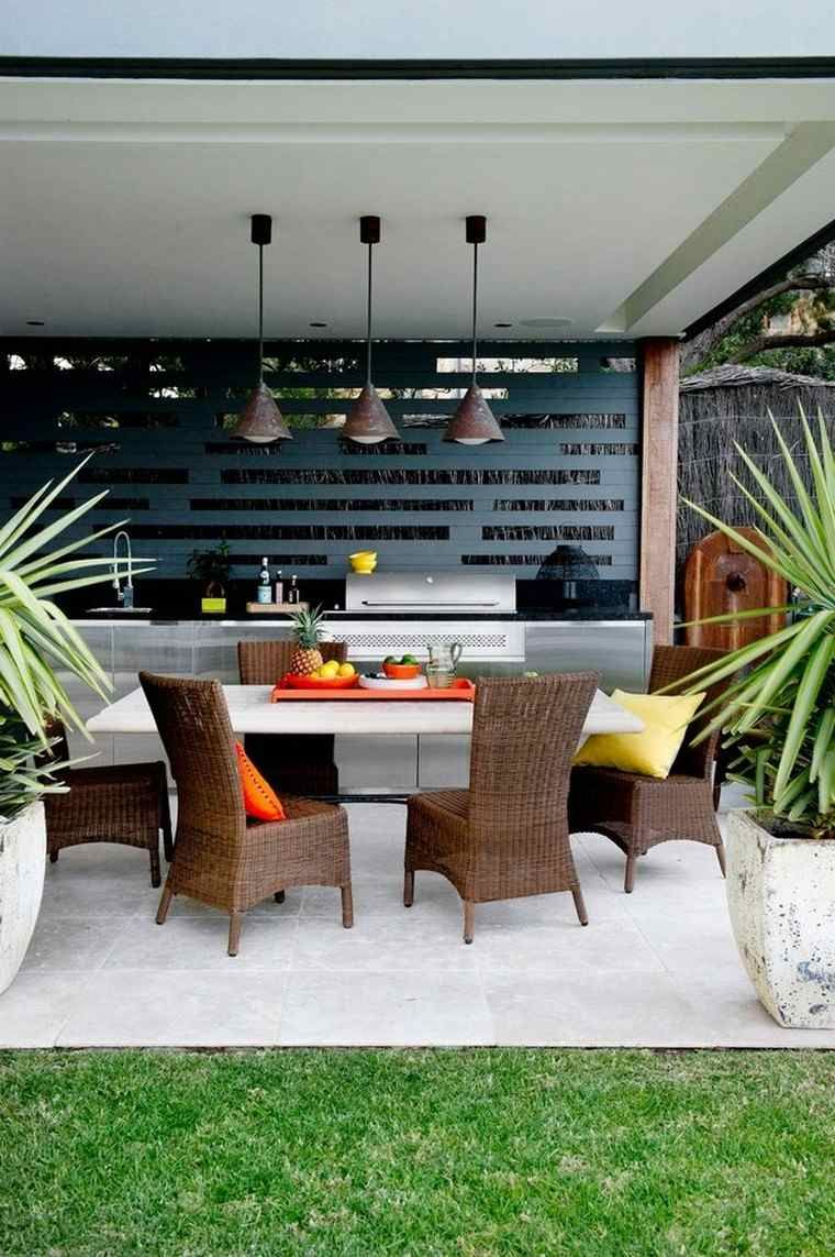 Kitchen Outside Idee Amenager Kitchen Outside Idee Amenager Covered Dining Kitchen Outdoor Photos Tricks With Covered Area Dini Diy Outdoor Kitchen Outdoor Kitchen Grill Outdoor Kitchen Design