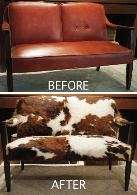 Moo-ved From the Junkpile: Settee Saved   Sillones, Butacas y Tapizado