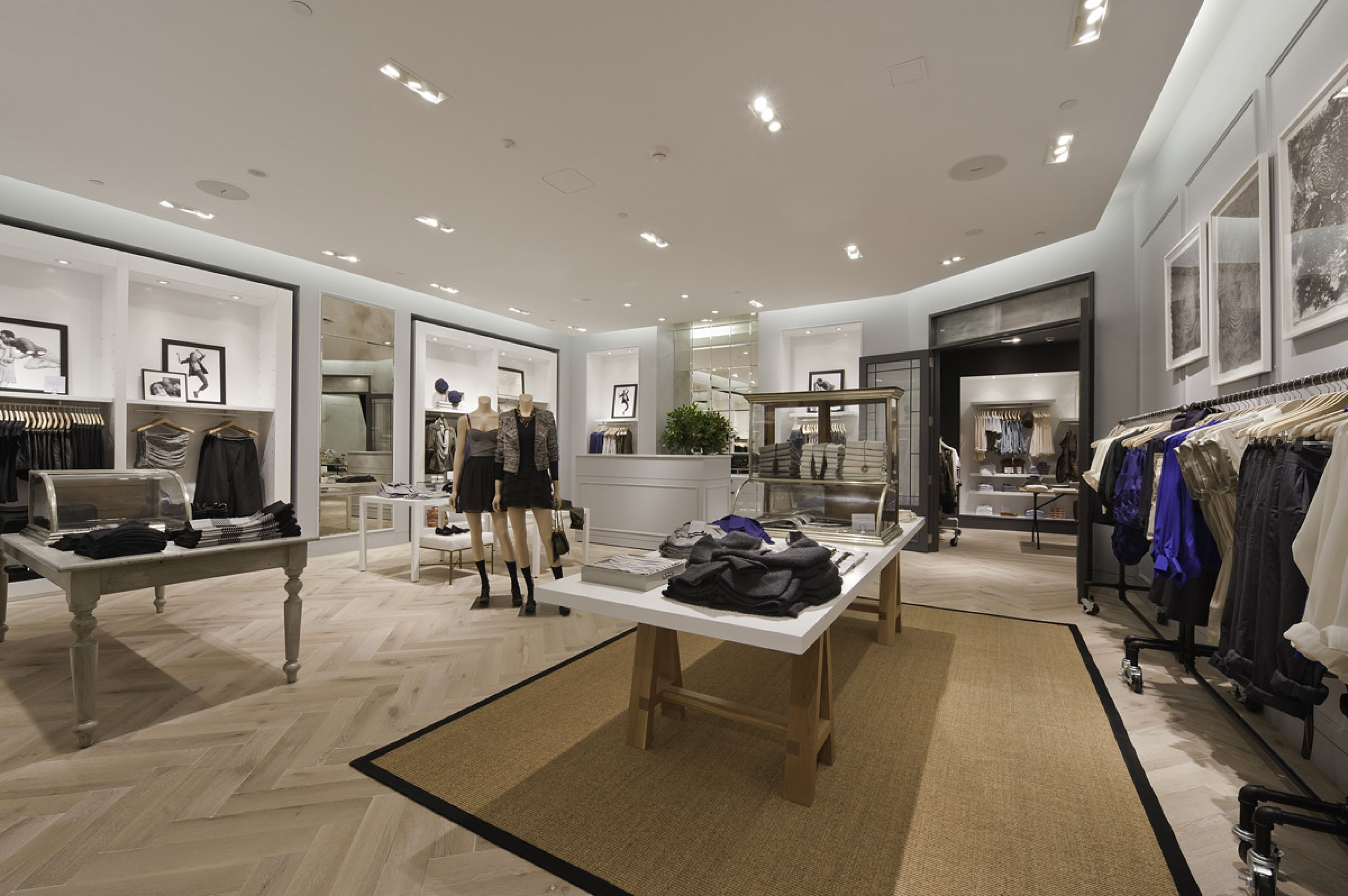 Women's Only - Westchester, NY. #retail #fashion #clubmonaco