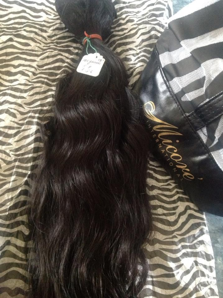 Caviar platinum18 100 pure virgin indian hair extensions black hair pmusecretfo Choice Image