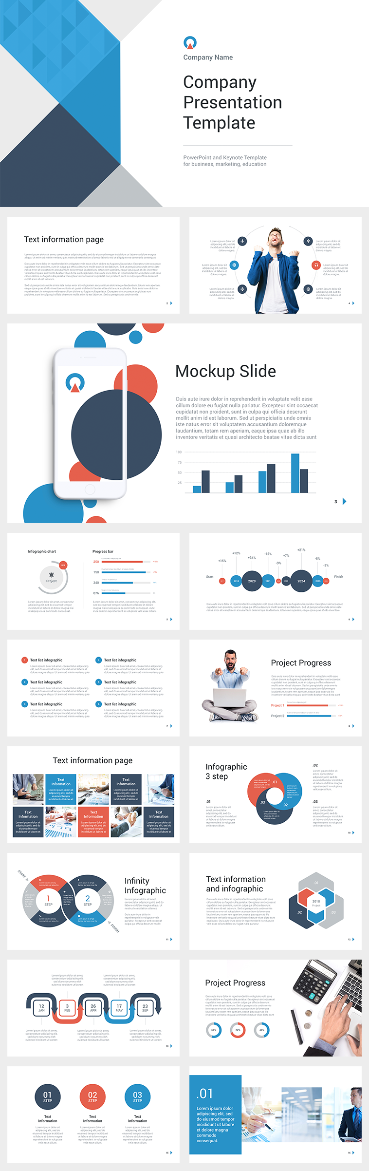 Free Download #PowerPoint Template: https://goo.gl/PC9gNz , Free ...