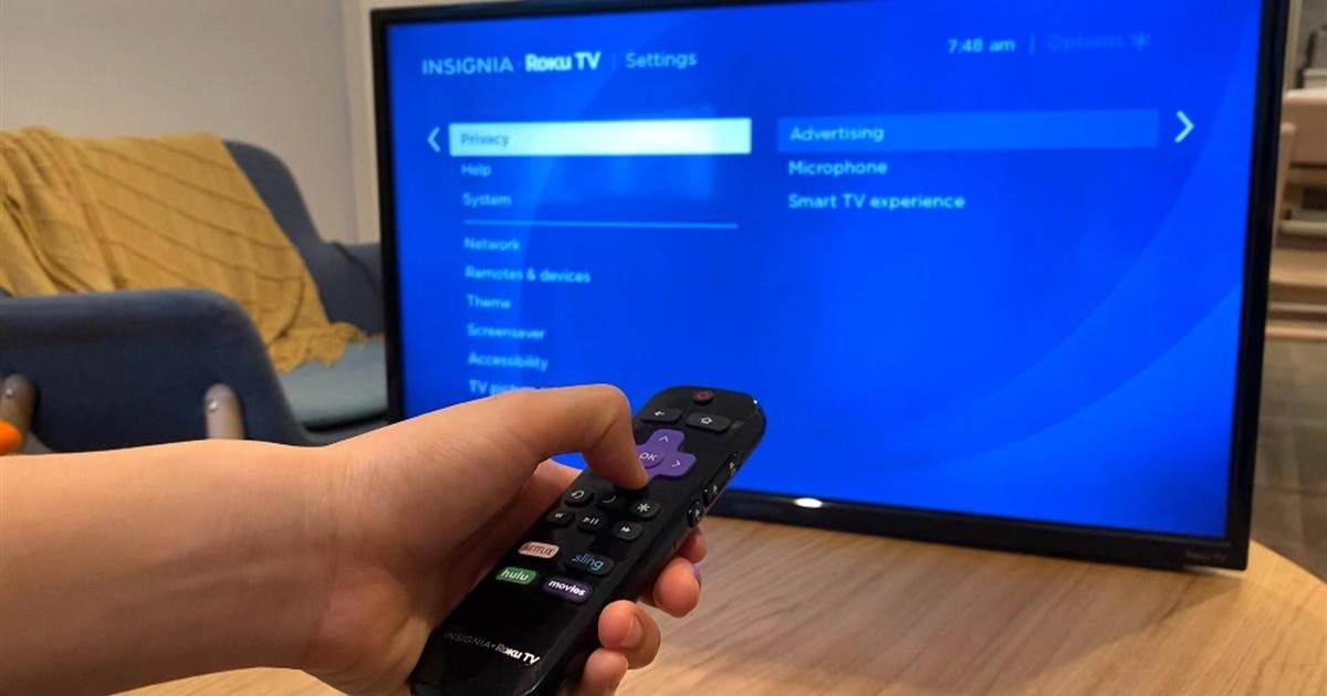 How to stop your smart tv from collecting private info