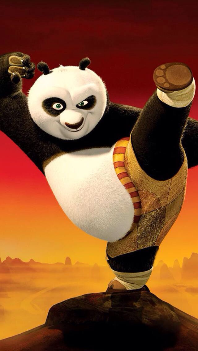 Poo So Cute With Images Panda Wallpapers Kung Fu