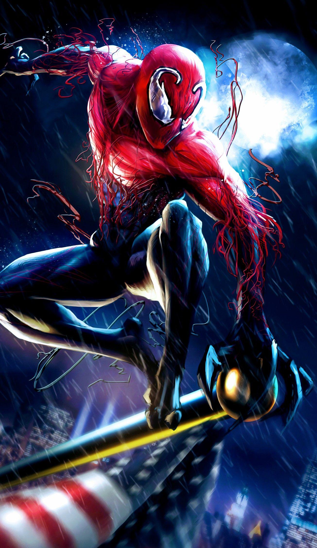 spiderman toxine)