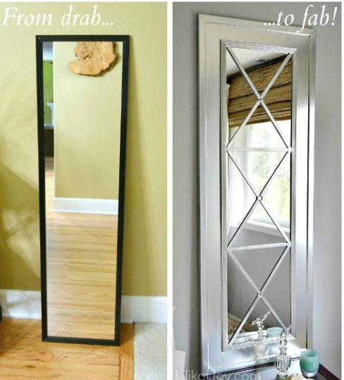 DIY Makeovers That Showcase Amazing Ways to Re-Purpose | Blank walls ...