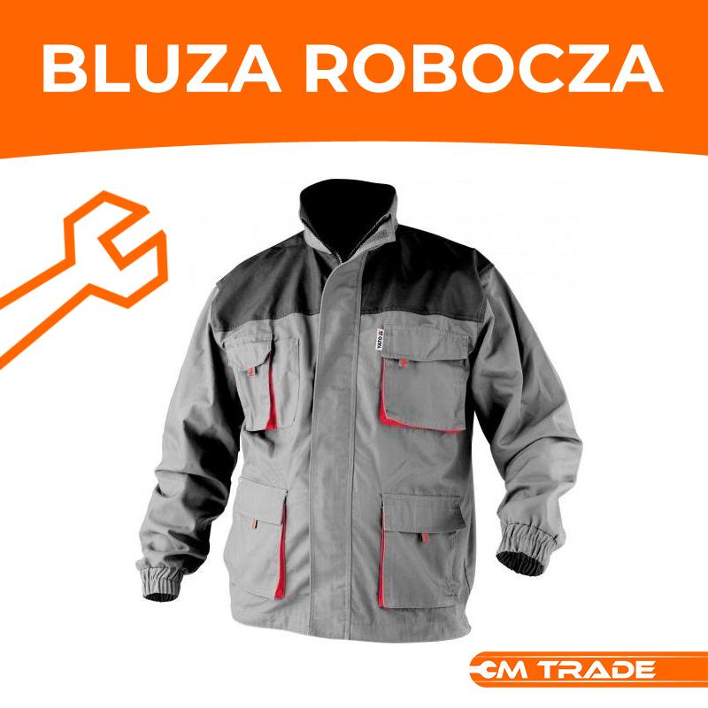 Yato Bluza Robocza Dan Rozmiar L 80282 7164045824 Oficjalne Archiwum Allegro Athletic Jacket Jackets Motorcycle Jacket