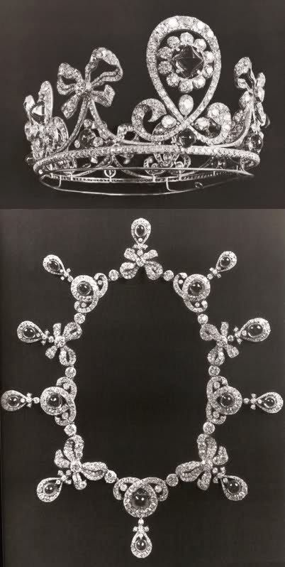 Fersman catalogue of the imperial jewels