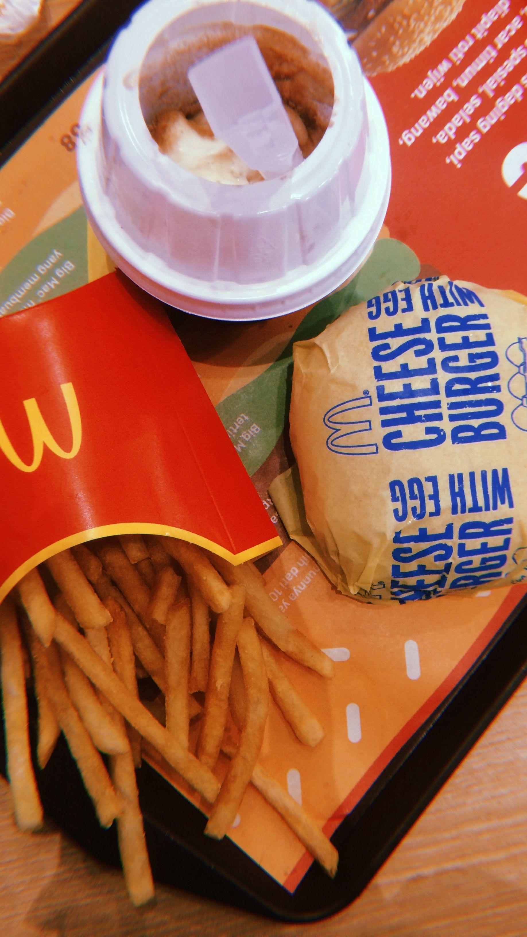 Mcdonalds Makanan Dan Minuman Makanan Resep Makanan
