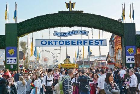 Meine erste Blog über Oktoberfest!