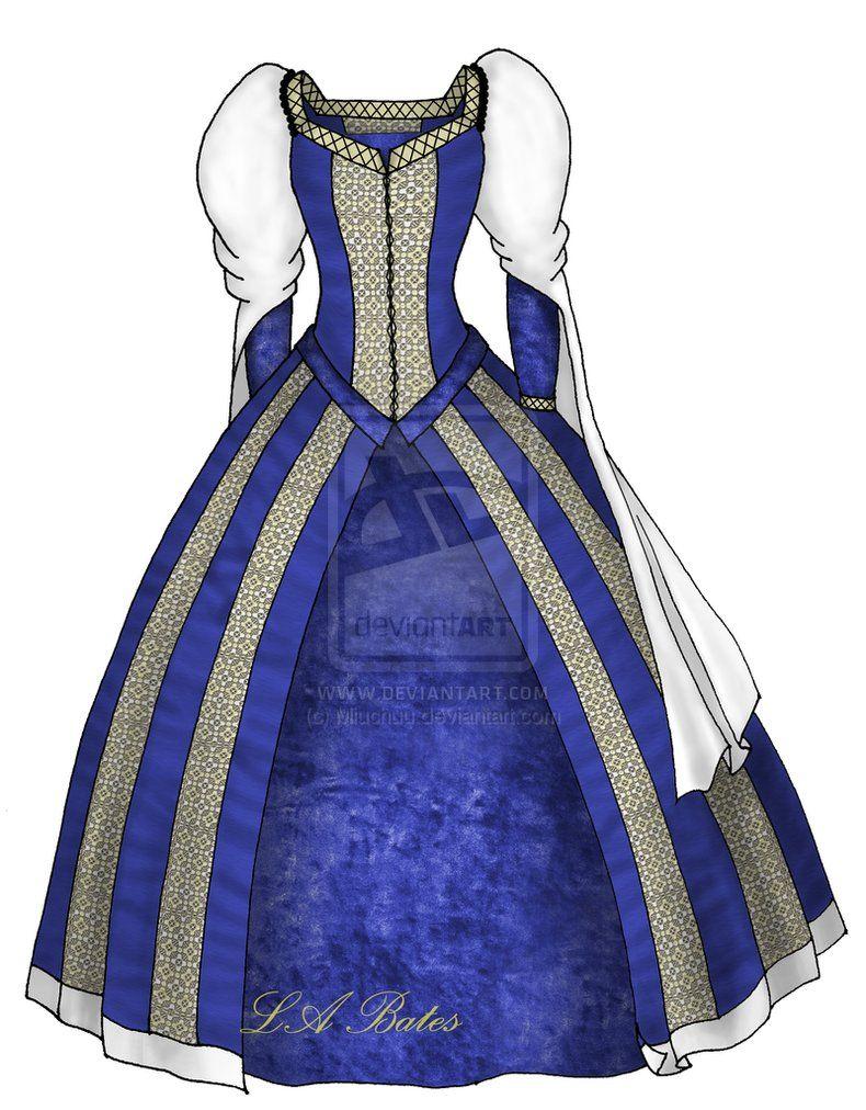 Blue dress shoes mens elizabethan