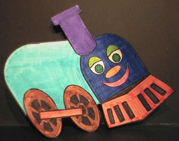 http://www.dltk-kids.com/crafts/circus/images/s/ptrain.jpg | train ...