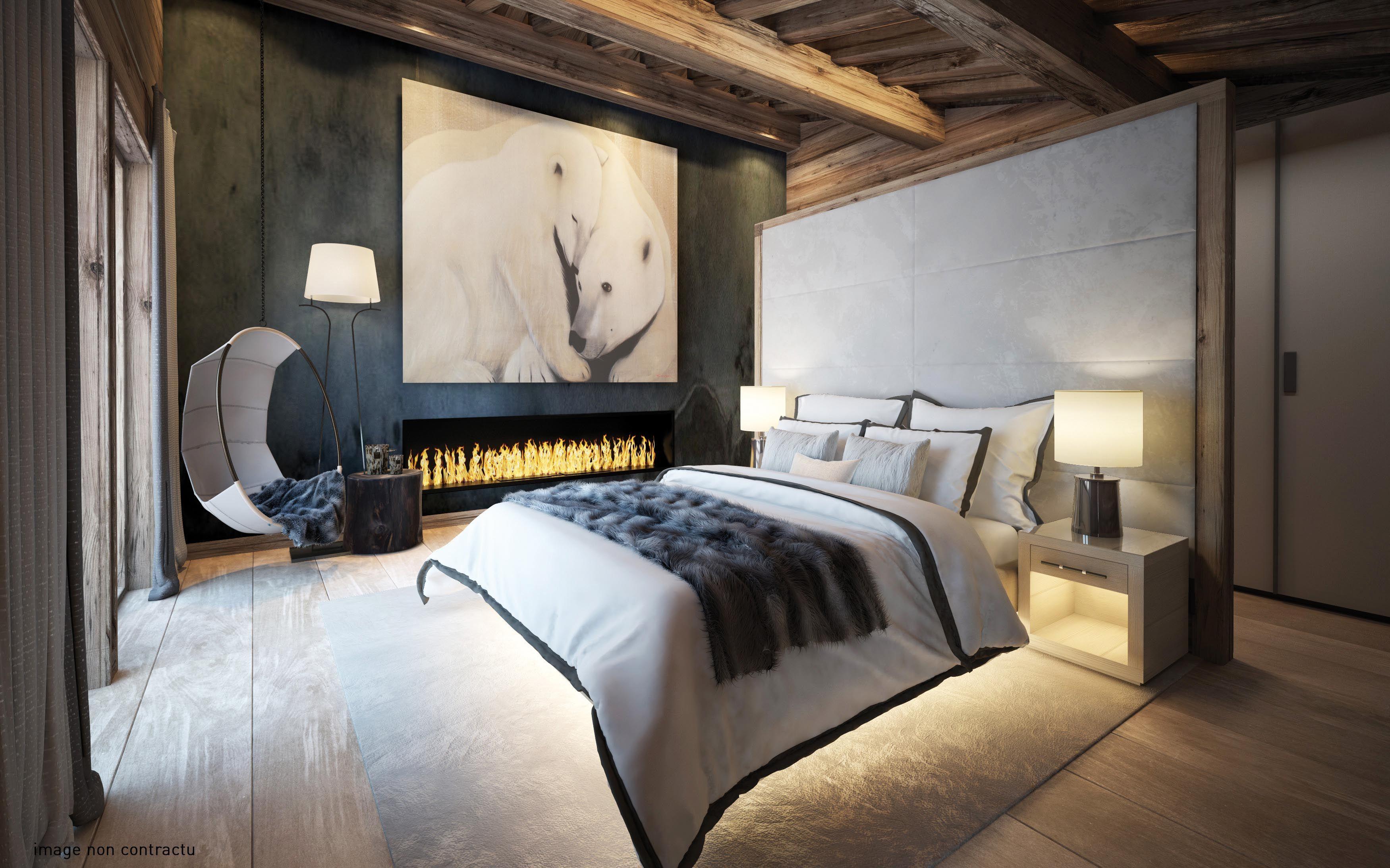 Master bedroom- luxury bedroom- chambre à coucher de luxe- chambre ...