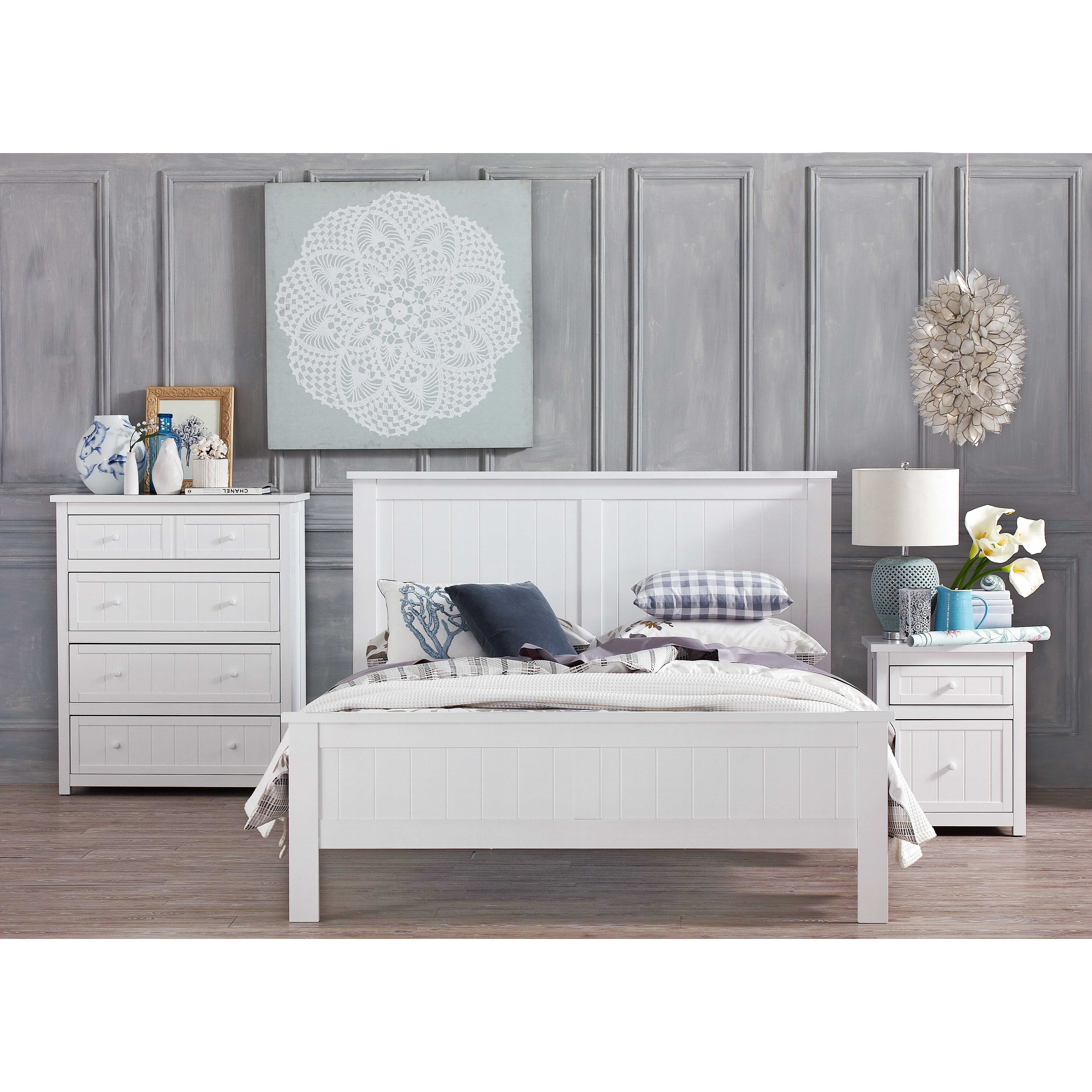 Cheap Bedroom Sets Las Vegas: Lewis 4-Piece Bedroom Suite From Domayne