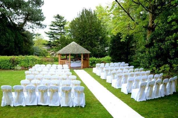 Old Swan Hotel Wedding Venue In Harrogate Yorkshire