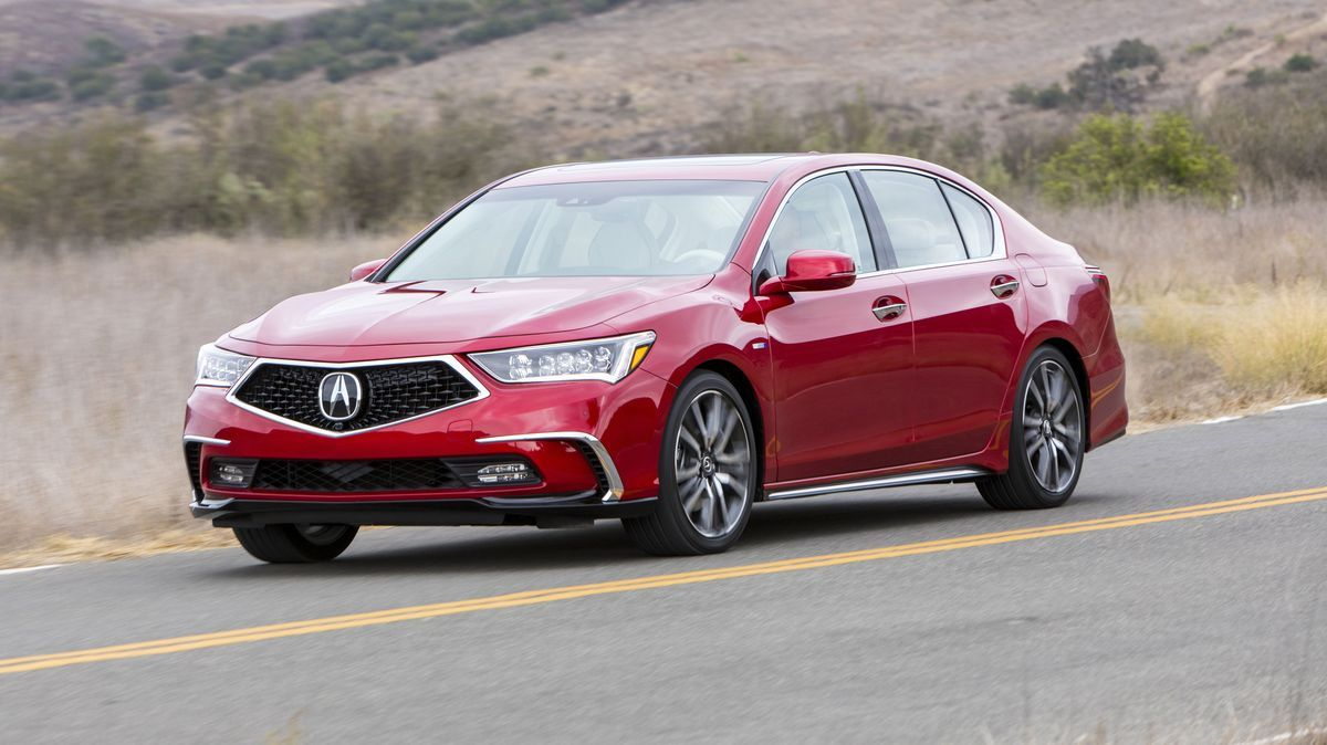 2021 Acura Rlx Redesign Hybrid Specs And Pricing In 2020 Acura Acura Cars Acura Ilx