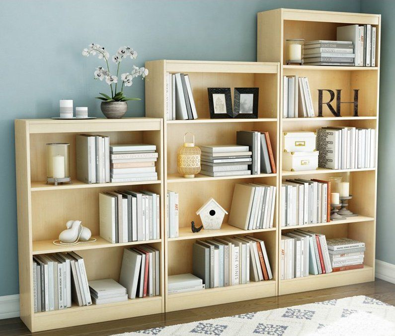 Top 19 Bookcases Under 100 Shelves 4 Shelf Bookcase Bookcase