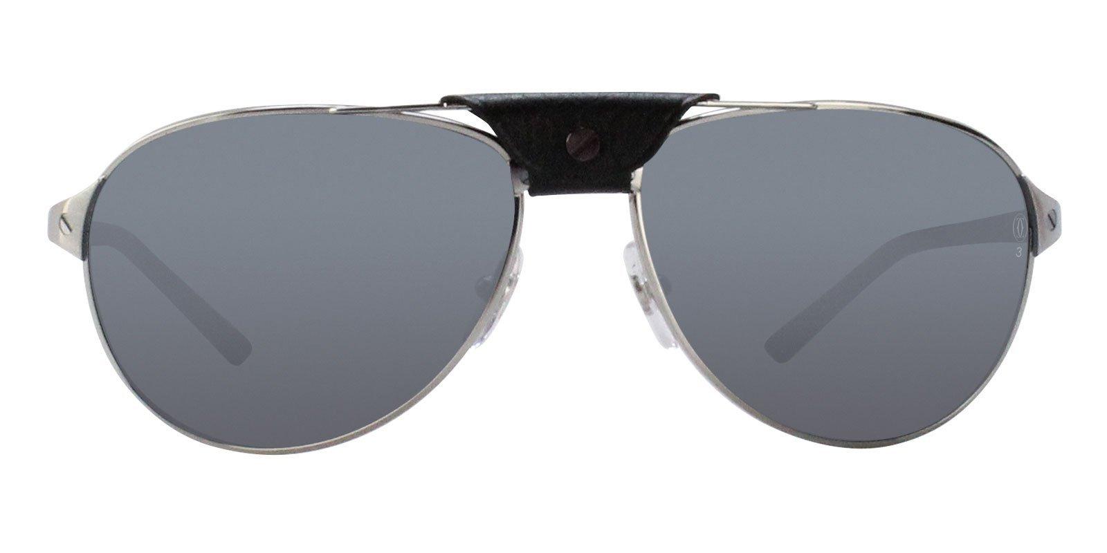 37b5ef0b11 Cartier - Santos De Cartier ESW00133 sunglasses