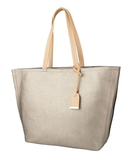 Golden Bronze Clean Slate Tote | Kenneth Cole Reaction