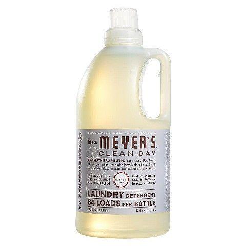 Mrs Meyer S Laundry Soap Lavender Lavender Laundry Detergent