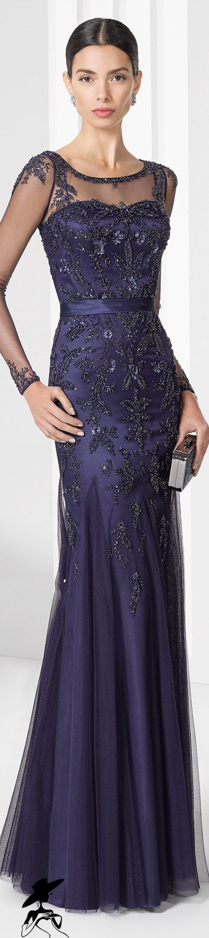 Rosa Clara.2016 | modas | Pinterest | Azul marino, Damitas de honor ...