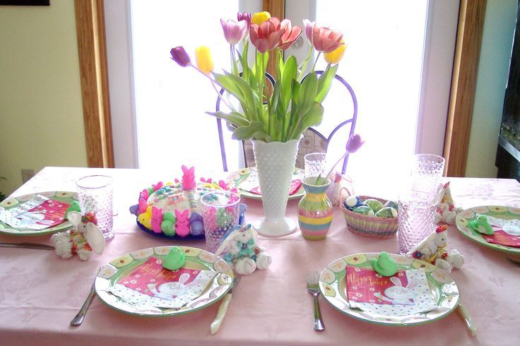 Easter table setting | table tops | Pinterest & Easter table setting | table tops | Pinterest | Easter | Pinterest ...